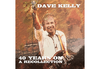 Dave Kelly - Forty Years On-A Recollection  - (CD)