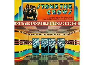Stone The Crows - Ontinuous Performance  - (CD)