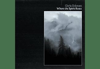 Chris Eckman - Where The Spirit Rests  - (CD)
