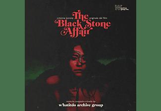 Whatitdo Archive Group - THE BLACK STONE AFFAIR  - (CD)