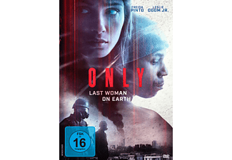 Only - Last Woman on Earth DVD