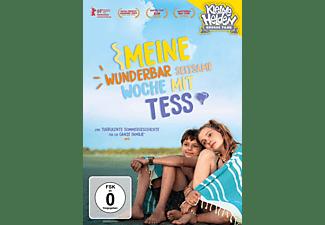 Meine wunderbar seltsame Woche mit Tess DVD