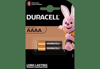 DURACELL Specialty AAAA Batterie, Alkaline, 1.5 Volt 2 Stück