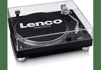 LENCO L-3809BK Plattenspieler Schwarz