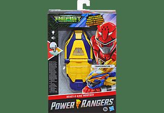 HASBRO Power Rangers Beast Morphers Beast-X King Morpher Spielset Mehrfarbig