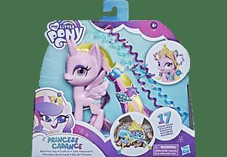 HASBRO My Little Pony Prinzessin Cadance Tolle Haarpracht Spielfigur Mehrfarbig