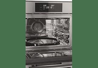 Microondas - Candy Essenza MEC440TXNE, Integrable, 44l,3350W, Temporizador, 17 funciones, Grill combinado,Inox