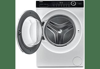 Lavadora secadora - Haier i-Pro Series7 HWD100-B14979S,10kg+6kg, 1400rpm, Direct Motion, Antibacterias, Blanco