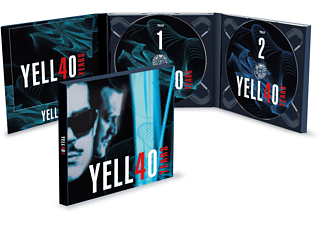 Yello - 40 Years (2CD)  - (CD)