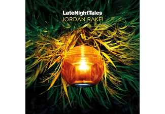 Jordan Rakei - Late Night Tales (Gatefold 180g 2LP+MP3+Poster)  - (LP + Download)