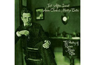 Clark, Anne & Bates, Martyn - JUST AFTER SUNSET  - (CD)