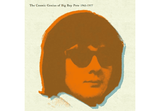 Big Boy Pete - The Cosmic Genius Of Big Boy Pete  - (Vinyl)
