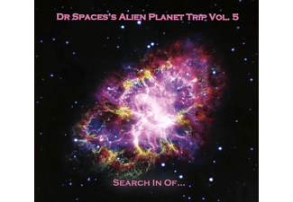 Dr.Space's Alien Planet Trip - Vol. 5 (Digipak)  - (CD)