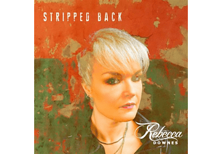 Rebecca Downes - Stripped Back  - (CD)
