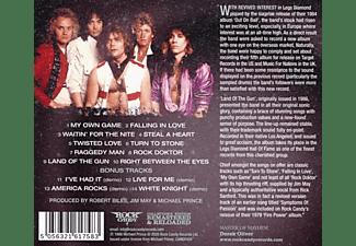 Legs Diamond - LAND OF THE GUN  - (CD)