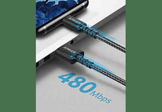 ANKER A8022H11, Kabel, 0,9 m, Schwarz