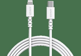 ANKER A8613G21, Kabel, 1,8 m, Weiß