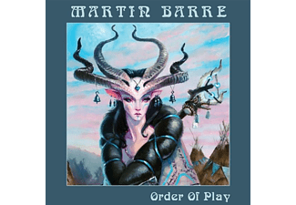 Martin Barre - Order Of Play  - (Vinyl)