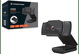 CONCEPTRONIC 1080P FullHD Autofokus Webcam