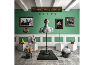 MORSE/PORTNOY/GEORGE - Cover to Cover (Re-mastered 2020)  - (Vinyl)