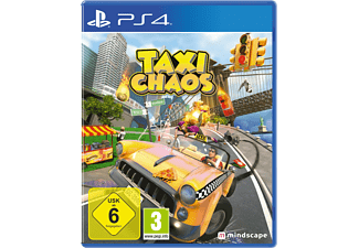 Taxi Chaos - [PlayStation 4]