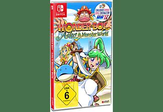 Wonder Boy: Asha in Monster World - [Nintendo Switch]