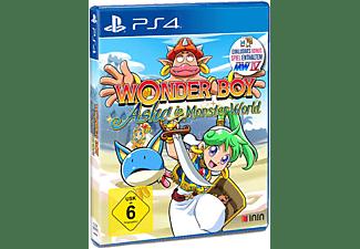 Wonder Boy: Asha in Monster World - [PlayStation 4]