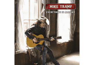 Mike Tramp - Everything Is Alright  - (CD)
