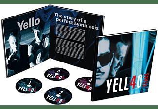 Yello - 40 Years (Ltd.Earbook)  - (CD)
