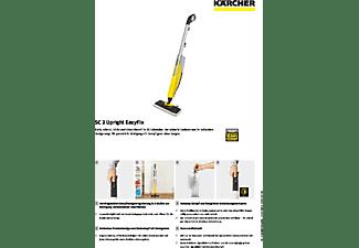 KÄRCHER 1.513-345.0 SC 2 Upright EasyFix Dampfreiniger
