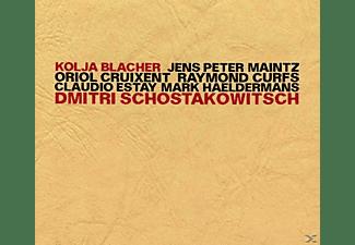 Kolja Blacher,J.P.Maintz,Oriol Cruixent,R.Curfs - Shostakovich: Symphony No. 15 And Suite for Jazz Orc  - (CD)