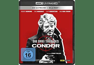 Die drei Tage des Condor 4K Ultra HD Blu-ray + Blu-ray