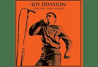 Joy Division - 7-Love Will Tear Us Apart  - (EP (analog))