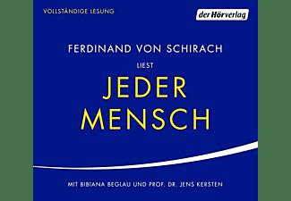 Ferdinand Von Schirach - Jeder Mensch  - (CD)
