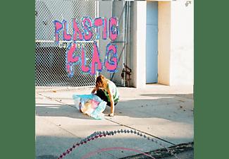 Cal Fish - Plastic Flag  - (Vinyl)