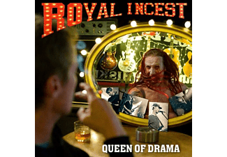 Royal Incest - Queen Of Drama  - (CD)