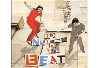 Gebrüder Teichmann - The Number Of The Beat  - (Vinyl)