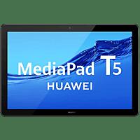 "Tablet - Huawei MediaPad T5, 32 GB, Negro, WiFi, 10.1"", WUXGA, 2 GB RAM, HiSilicon Kirin 659, EMUI 8.0"