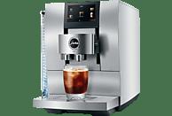 JURA Z10 (EA) Kaffeevollautomat Aluminium White