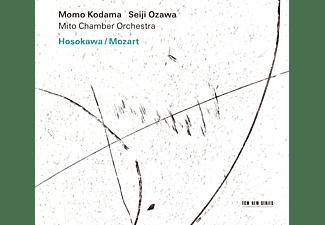 Seiji Ozawa, Mito Chamber Orchestra, Toshio Hosokawa, Wolfgang Amadeus Mozart, Momo Kodama - Hosokawa/Mozart  - (CD)