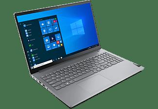 LENOVO Notebook ThinkBook 15 G2 ARE, R7-4700U, 16GB RAM, 512GB SSD, 15.6 Zoll FHD, Grau (20VG0008GE)