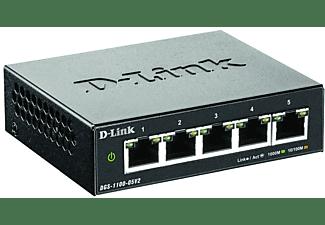 D-LINK DGS-1100-05V2, 5-Port Layer2 Gigabit Smart  Switch