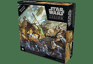 FANTASY FLIGHT GAMES Star Wars: Legion - Clone Wars - Grundspiel Familienspiel Mehrfarbig