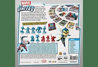 CMON Marvel United Familienspiel Mehrfarbig