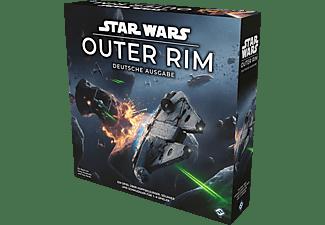FANTASY FLIGHT GAMES Star Wars: Outer Rim Familienspiel Mehrfarbig