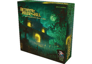 WIZARDS OF THE COAST Betrayal at House on the Hill Familienspiel Mehrfarbig