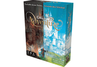 BROTHERWISE GAMES Call to Adventure Familienspiel Mehrfarbig