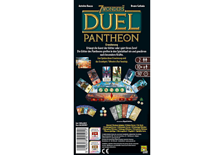REPOS PRODUCTION 7 Wonders Duel - Pantheon - Erweiterung Familienspiel Mehrfarbig