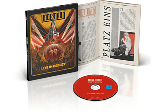Lindemann - Live In Moscow (Blu-Ray)  - (Blu-ray)
