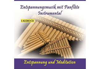 Thomas Rettenmaier - Entspannungsmusik Mit Der Panflöte-Instrumental  - (CD)